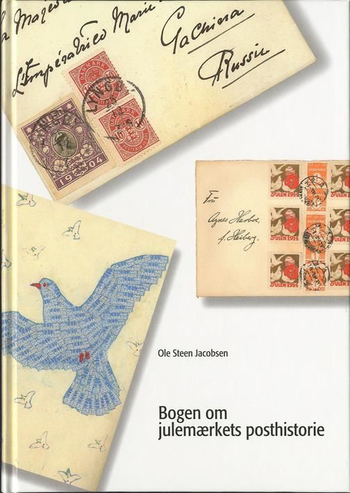Bogen om julemærkets posthistorieThe book on the postal history of the Christmas Seal.Both in Danish and English, many illustrations. 96 pages.Postage to be added, request price.